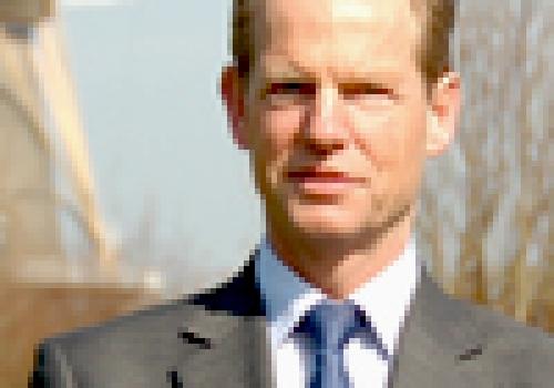 Arie van Erk, voormalig burgemeester Bergambacht